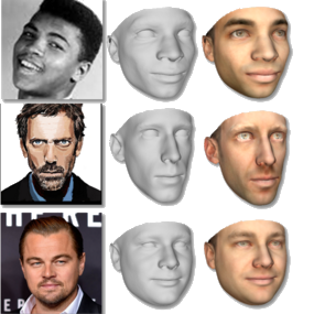 Papers With Code : 3D Face Reconstruction