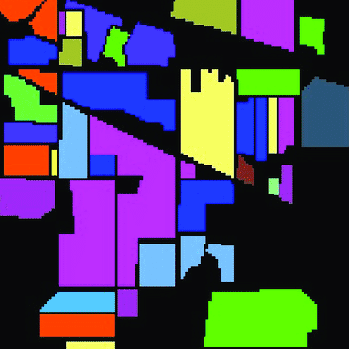 Papers With Code : Hyperspectral Image Classification