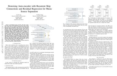 Papers With Code : Denoising Auto-encoder with Recurrent Skip