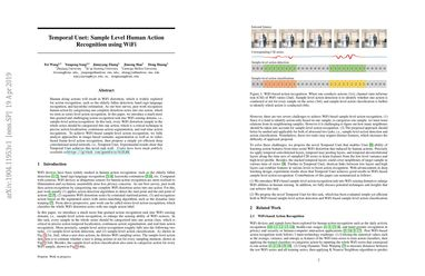 Papers With Code : Temporal Unet: Sample Level Human Action