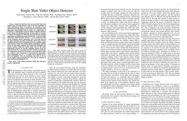 Single Shot Video Object Detector