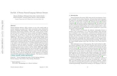 FarsTail: A Persian Natural Language Inference Dataset