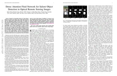 Dense Attention Fluid Network for Salient Object Detection in Optical Remote Sensing Images