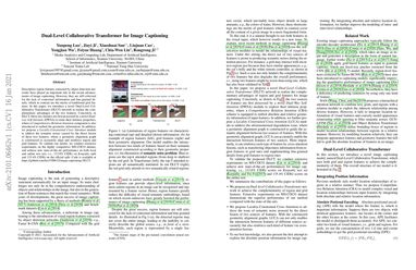 Dual-Level Collaborative Transformer for Image Captioning
