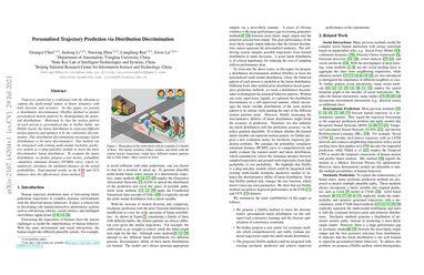 /CHENGY12/ Personalized Trajectory Prediction via Distribution Discrimination