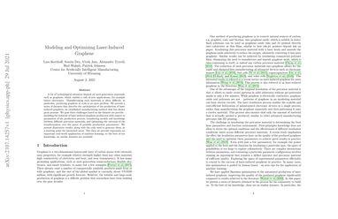 /aim-uwyo/ Modeling and Optimizing Laser-Induced Graphene