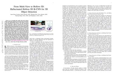 /djiajunustc/ From Multi-View to Hollow-3D: Hallucinated Hollow-3D R-CNN for 3D Object Detection