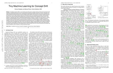 /simdis/ Tiny Machine Learning for Concept Drift