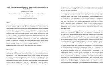 /miladvazan/ Jointly Modeling Aspect and Polarity for Aspect-based Sentiment Analysis in Persian Reviews