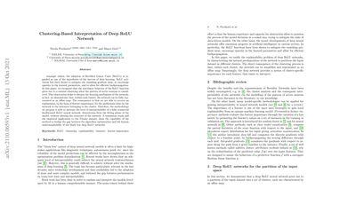 /nicolapicchiotti/ Clustering-Based Interpretation of Deep ReLU Network