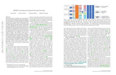 /sherylhyx/ SSSNET: Semi-Supervised Signed Network Clustering