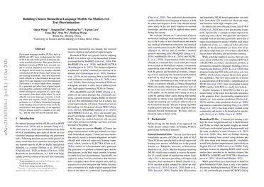 /PaddlePaddle/ Building Chinese Biomedical Language Models via Multi-Level Text Discrimination