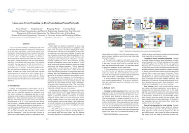Papers With Code : Cross-Scene Crowd Counting via Deep Convolutional