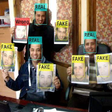 Papers With Code : Face Anti-Spoofing