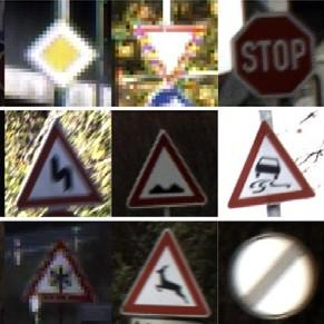 Papers With Code : Traffic Sign Recognition